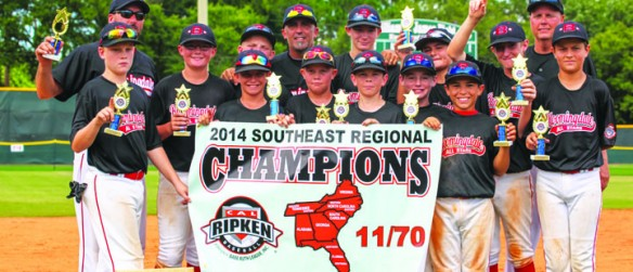 Bloomingdale All Stars Win Southeast Regional Championship, Athletic Signings & More