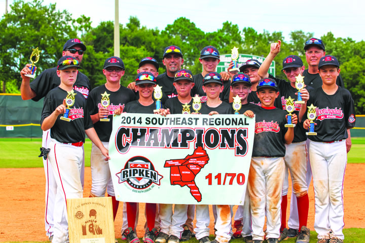 Bloomingdale AllStars Win Southeast Regional Championship, Athletic Signings &More