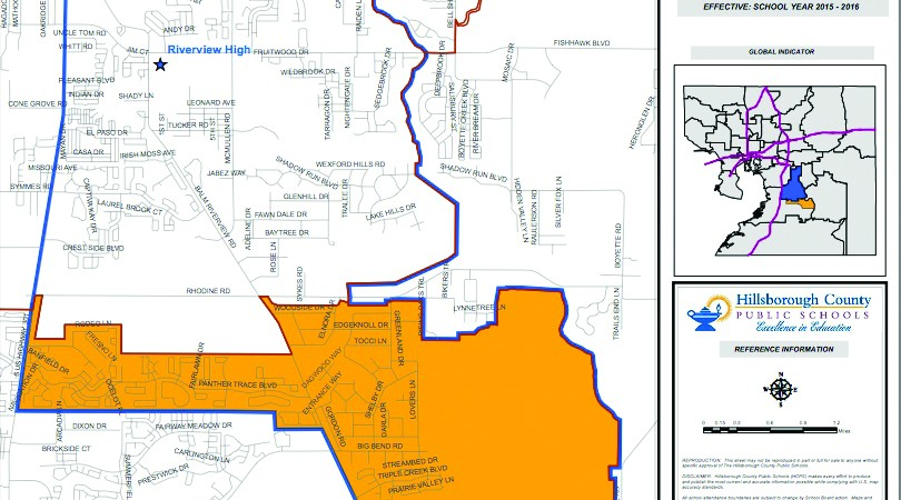 County Hosts Public Meetings To Discuss High School Boundary Changes