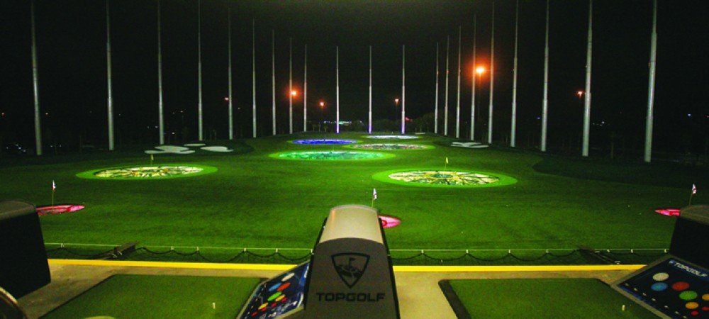 Topgolf Opens High-Tech Driving Range In Brandon