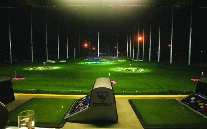 Topgolf Opens High-Tech Driving Range In Brandon