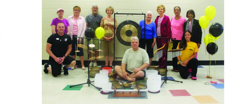 Campo YMCA Graduates LIVESTRONG Cancer Survivor Wellness Class