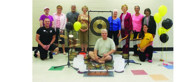 Campo YMCA Graduates LIVESTRONG Cancer Survivor Wellness Class