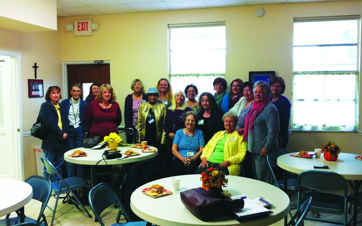Valrico Garden Club Celebrates 65th Anniversary In The Community