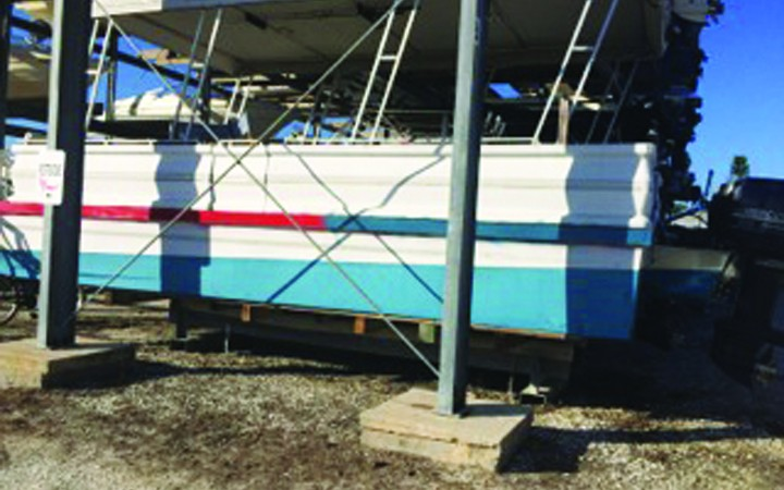 My Warrior's Place Holding Contest To Name New Pontoon Boat