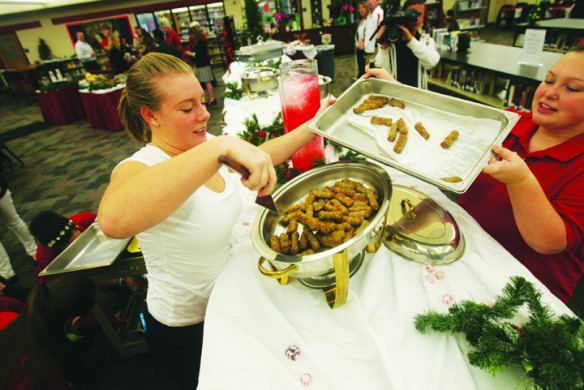 Bloomingdale High Welcomes New Student Culinary Arts Program
