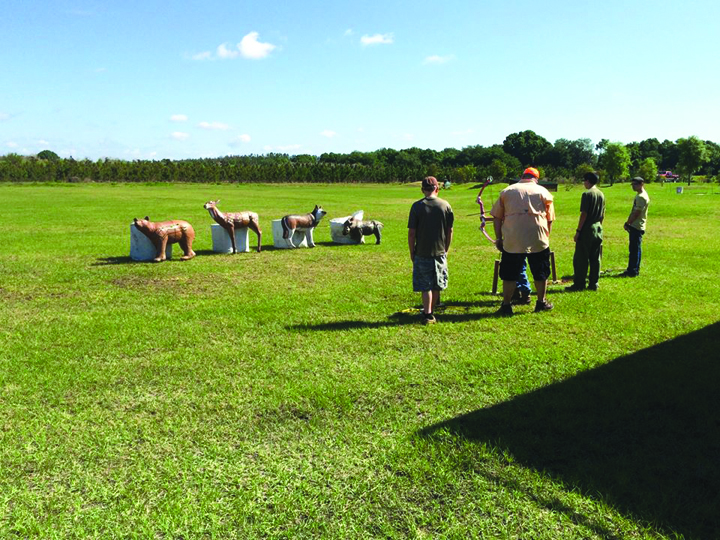 East hillsborough ducks unlimited youth outdoor adventure for Fish hawk sporting clays