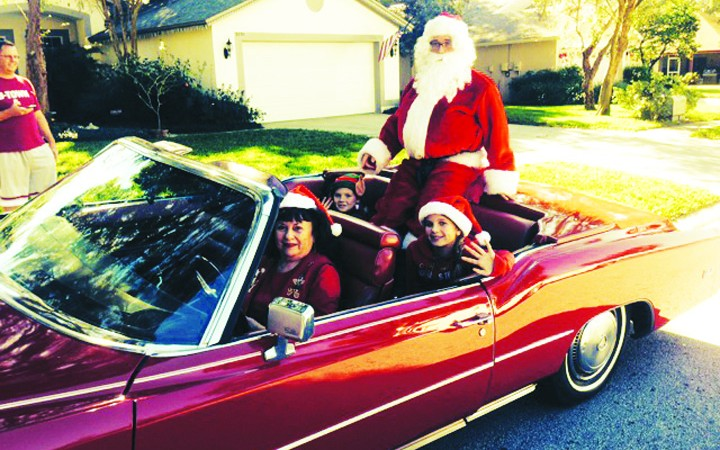 Buckhorn Hosts Santa Claus Parade & More