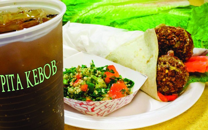 Take Out Butler's Take: Pita Kebob