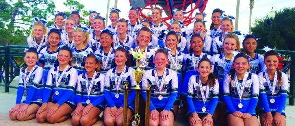Fishhawk Wolfpack Teams Score High At National Championship