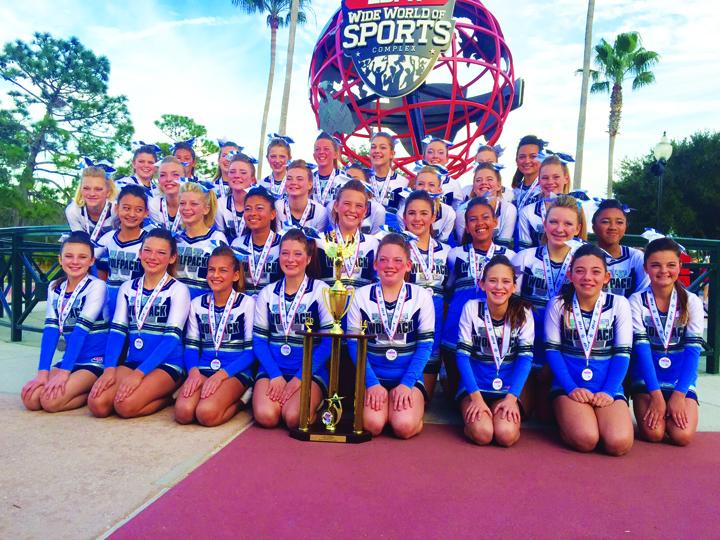 Fishhawk Wolfpack Teams Score High At National Championship