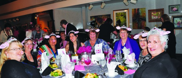 The Dames Of The Wild West To Benefit Center Place Art Programs
