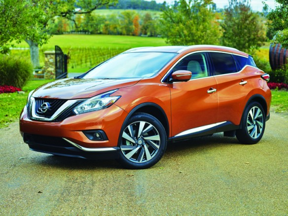 Overhauled Murano Will Be A Tough Crossover To Beat
