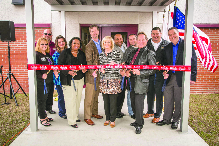 County Opens New 6,700 Square Foot Gardenville Gymnasium In Gibsonton