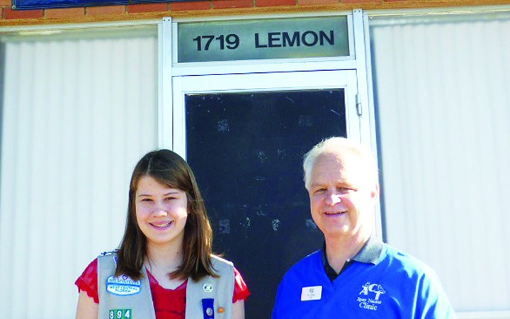 Local Girl Scout Helps Prevent Animal Homelessness, Earns Silver Award