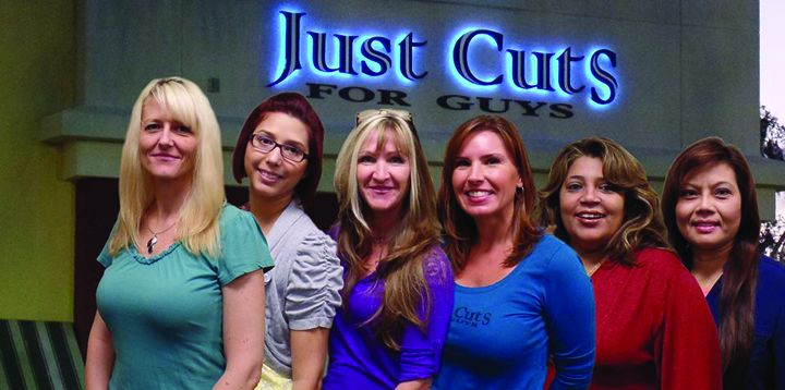 Just Cuts For Guys Celebrates First Anniversary With Raffle