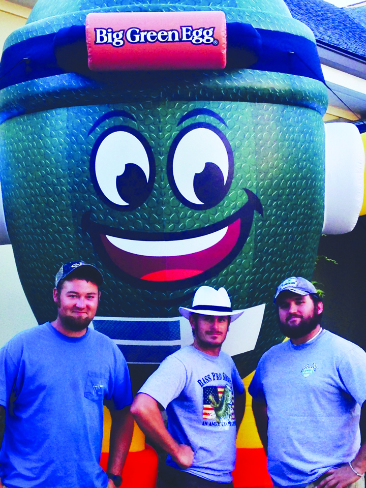 Fifth Annual Big Green Egg Fest At Pinch-A-Penny To Serve Delicious Fare