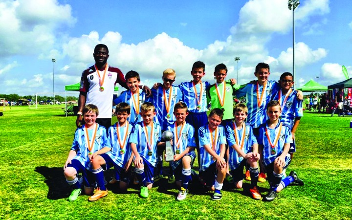 FishHawk U11B Wins Region C Cup Championship  ,    Tampa Thunder, Preps to Host National Power Wheelchair Championship