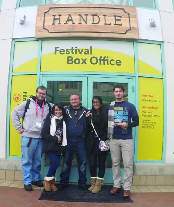 Hillsborough Community College Sent Hawkmedia Club To Experience Sundance Film Festival