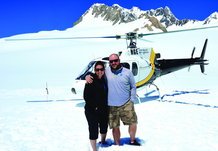 Local Couple Takes 18-Month Journey Around The World