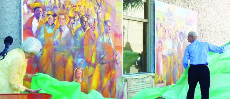 Bealls Centennial Mural