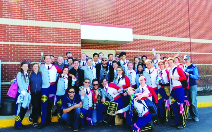 Newsome Percussion Group Rallies Through Sickness To Place Eighth In World Championships