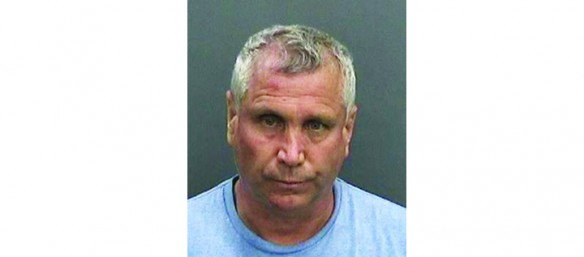 Plant City Man Arrested After Pointing Laser at Sheriff's Helicopter
