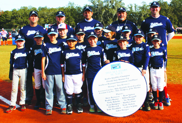 FishHawk Youth Baseball Anchors Season On Solid Ground