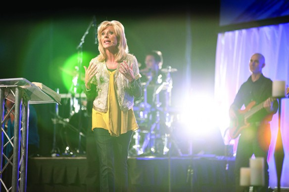 Bible Teacher, Best Selling Author Beth Moore To Will Speak At Living Proof Live