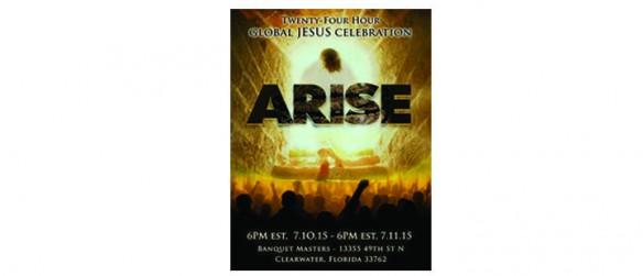 Arise Tampa Bay Part Of Global Worship Celebration