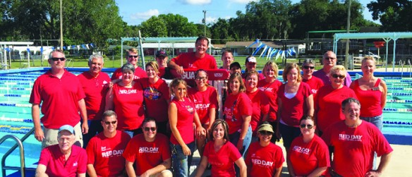 Keller Williams Red Day Benefits Brandon Sports and Aquatic Center