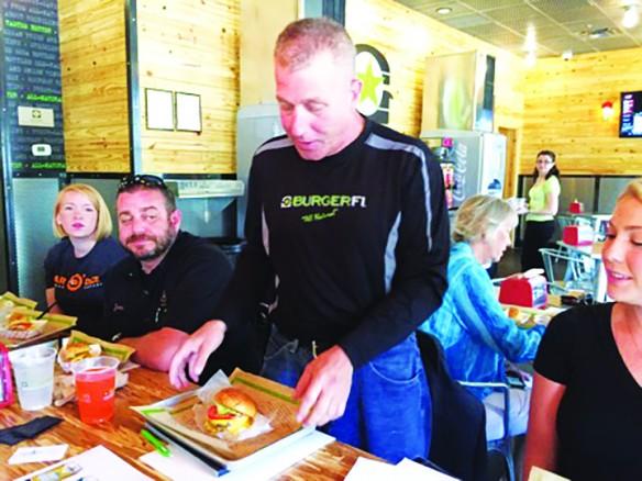 BURGERFI Treats Tampa With Natural Burgers, No Grease