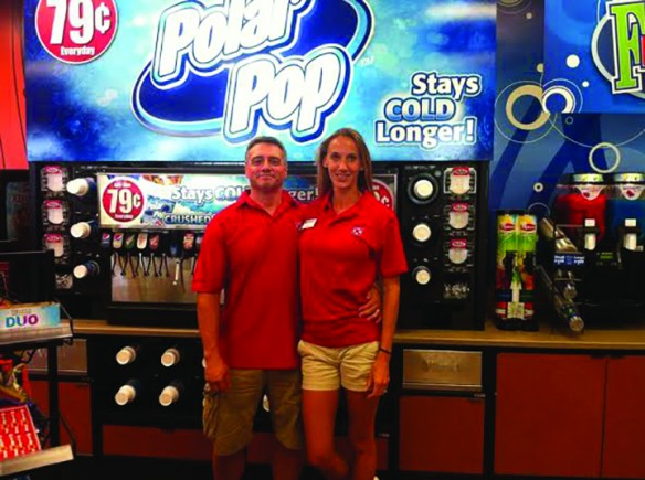 Riverview Couple Celebrates Grand Opening of Circle K Station