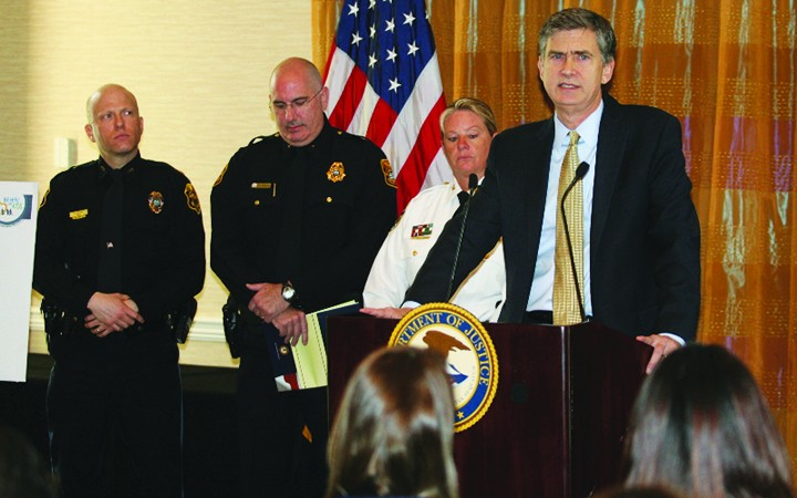 Federal, State And Local Law Enforcement Officials Highlight Child Protection Efforts, Announce National Missing Children Campaign