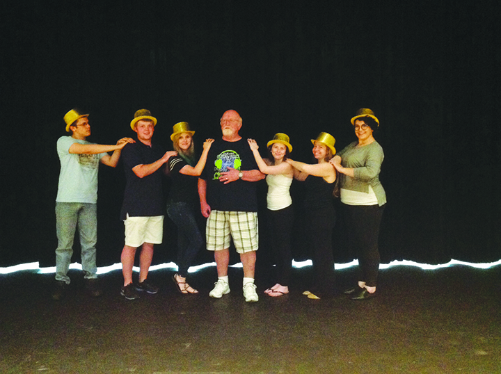 Durant Theatre Department Stages Summer Alumni Production