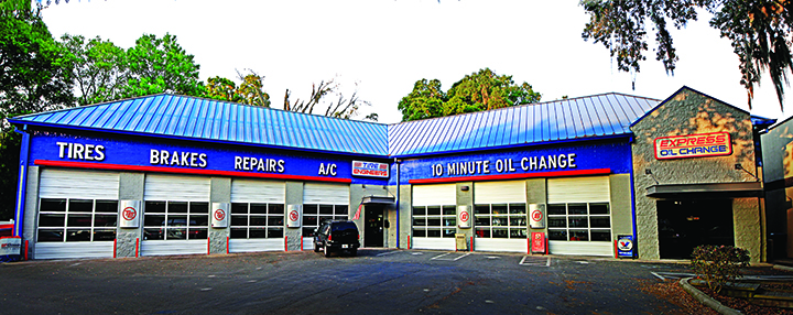 express oil change tire engineers provide quick customer centric service osprey observer