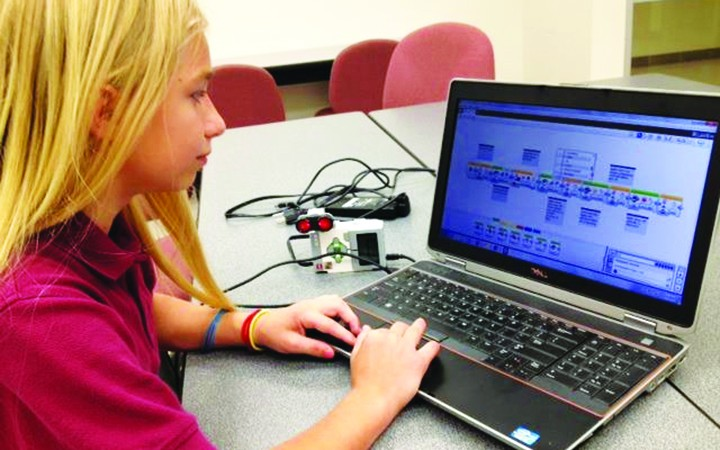 All Girls Robotics Camps Sets Local Students On A Path of Innovation