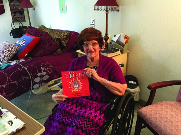 Hawthorne Village Resident Writes And Publishes Children's Book