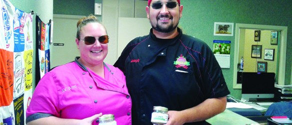 Local In-A-Jar Cheesecake Business Ready For Success