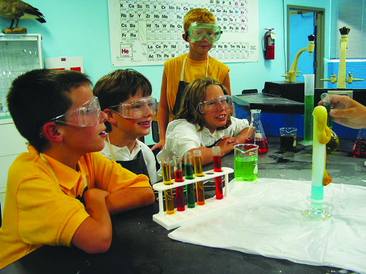 MOSI Summer Science Camp Makes Science Real to Children