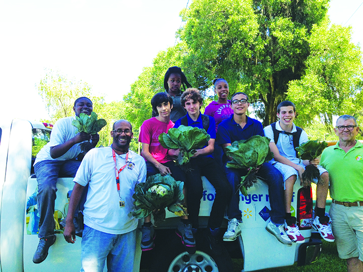 McLane Middle School Students Learn Importance Of Agriculture From A Dedicated Teacher