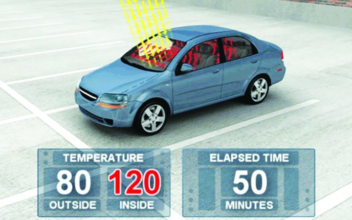 Dangers Of Hot Parked Cars Marked By Fatalities