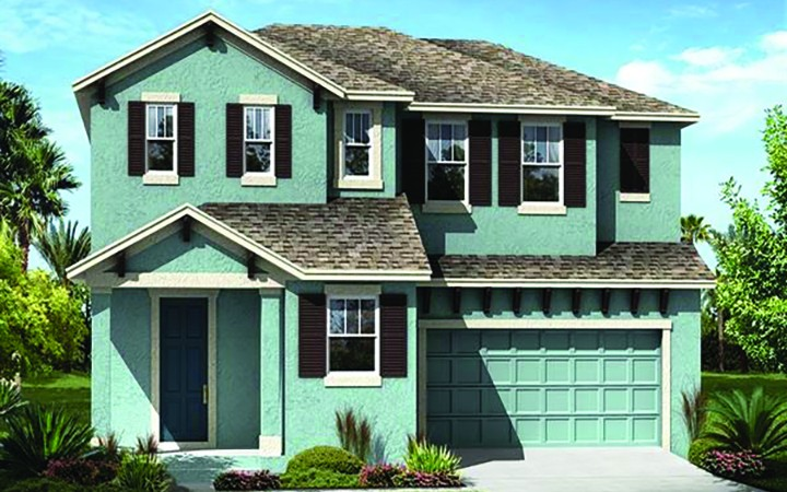 Newland Communities Takes Home 2015 Parade of Homes Honors