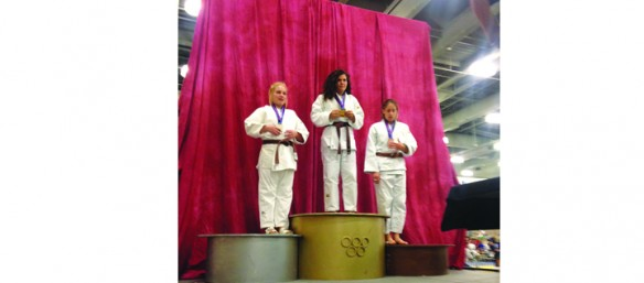 13-year-old Judo Student Wins Senior National Tournament