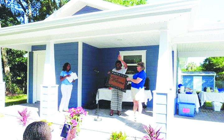 Deserving Family to Receive Keys to New Habitat Home