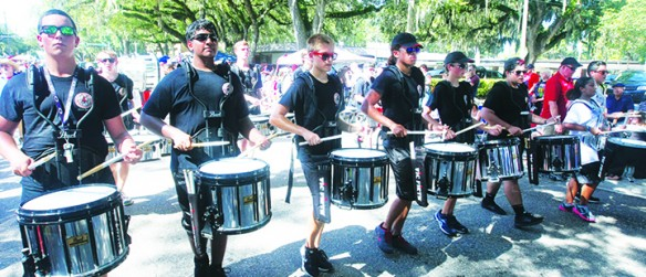 Brandon Community Roundtable Fourth of July Parade Draws Thousands