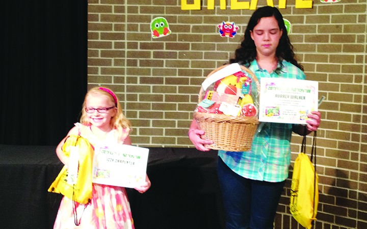 Center Place Celebrates Creativity At The 3rd Annual Little Monsters Create Children's Art Show