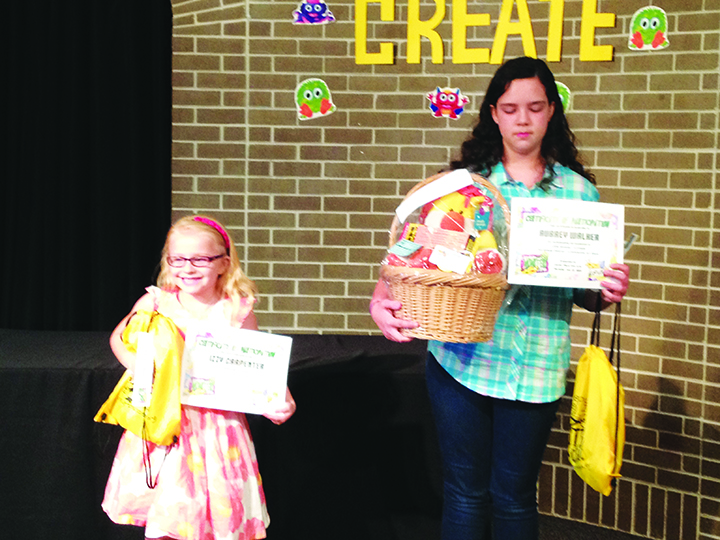 Center Place Celebrates Young Creativity At The 3rd Annual Little Monsters Create Children's Art Show