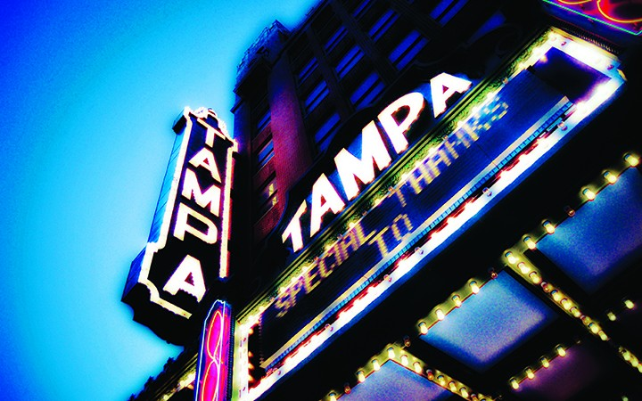 Tampa Theatre Presents Summer Classic Movie Series This July