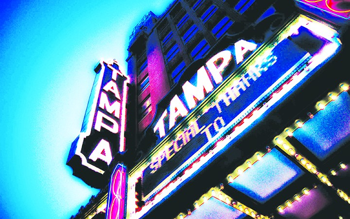 Tampa Theatre Presents Summer Classic Movie Series